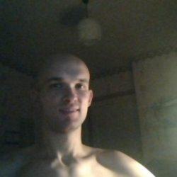 Молодой человек, спортивного телосложения, Ульяновск