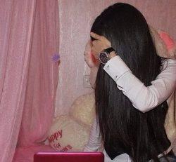 Девушка, Госпожа ищет мужчину вирт нижнего в Ульяновске для переписки в скайпе